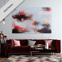Abstrakcja 100 x 150 cm